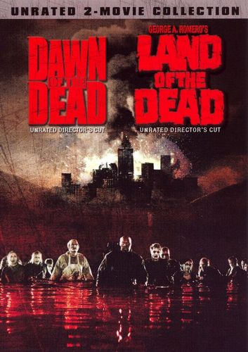 Dawn of the Dead/Land of the Dead [2 Discs] [DVD] 8402668