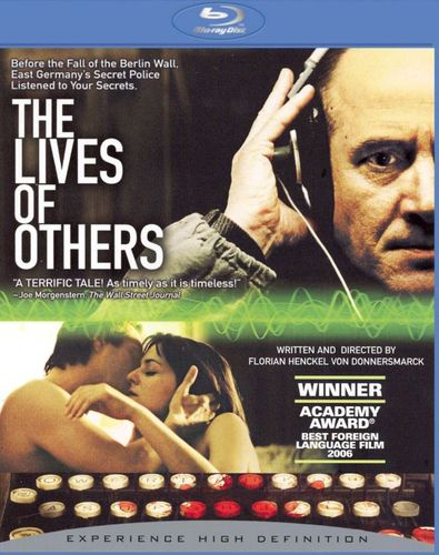 The Lives of Others [Blu-ray] [2006] 8405193