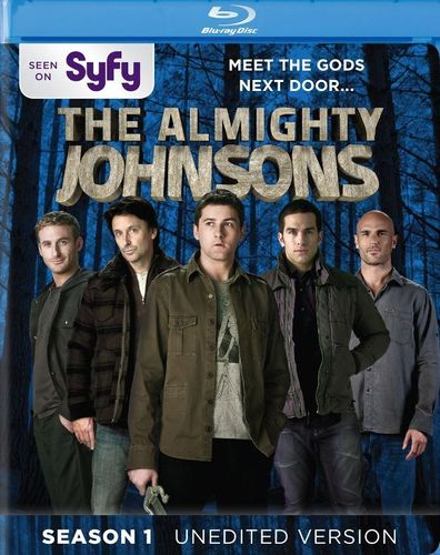 The Almighty Johnsons: Season 1 [3 Discs] [Blu-ray] 8408169