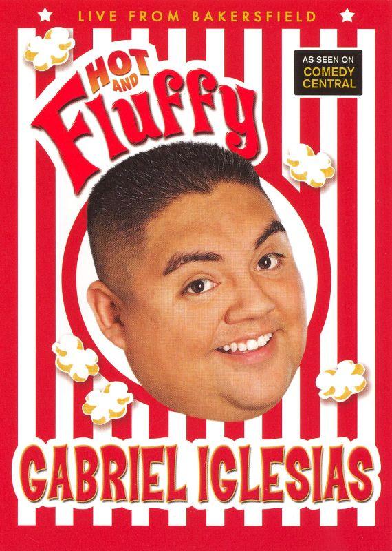 Gabriel Iglesias: Hot and Fluffy [DVD] [2007] 8408662