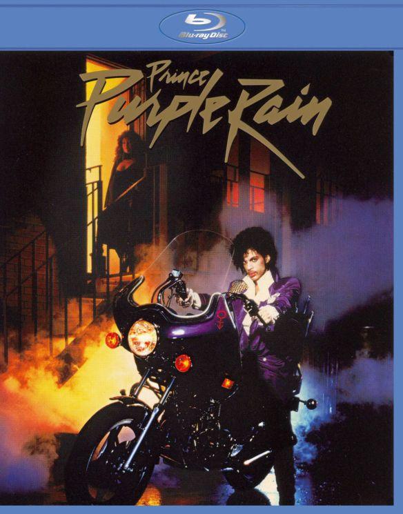 Purple Rain [Blu-ray] [English] [1984] 8416467