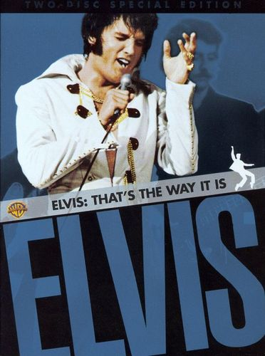 Elvis: That's the Way It Is [Special Edition] [2 Discs] [DVD] [1970] 8422511