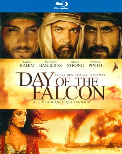 Day of the Falcon [Blu-ray] [2011] 8429066