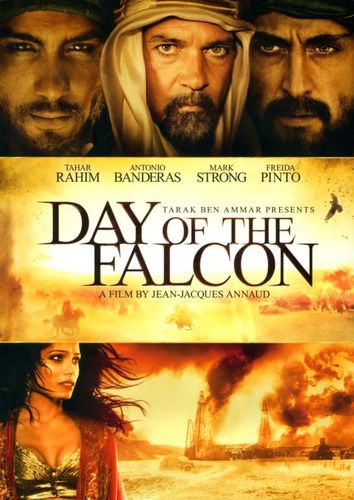 Day of the Falcon [DVD] [2011] 8429093