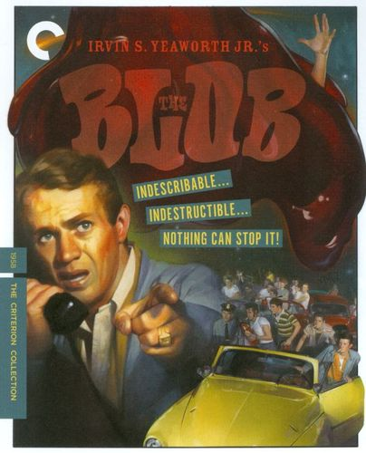The Blob [Criterion Collection] [Blu-ray] [1958] 8429109