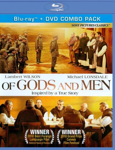 Of Gods and Men [2 Discs] [Blu-ray/DVD] [2010] 8429172