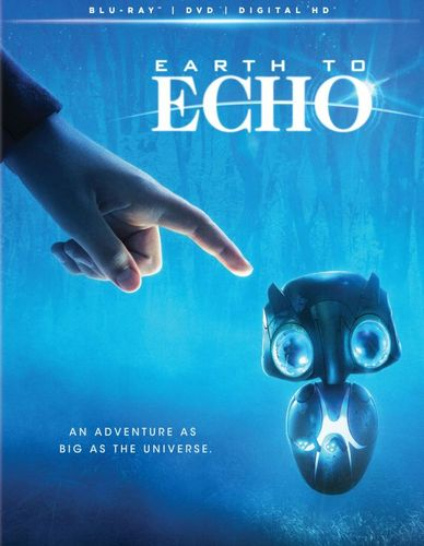 Earth to Echo [2 Discs] [Includes Digital Copy] [Blu-ray/DVD] [2014] 8434124
