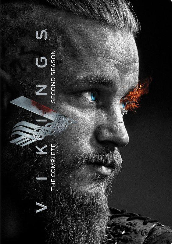 Vikings: The Complete Second Season [3 Discs] [DVD] 8434133