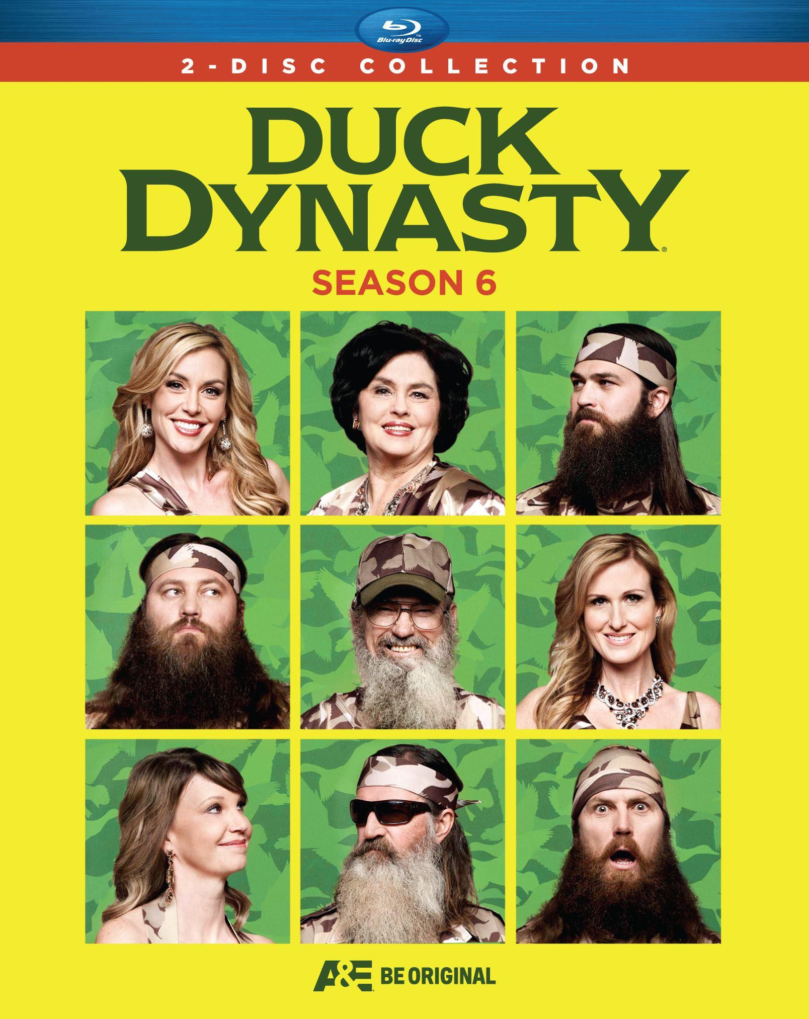Duck Dynasty: Season 6 [Blu-ray] 8434257