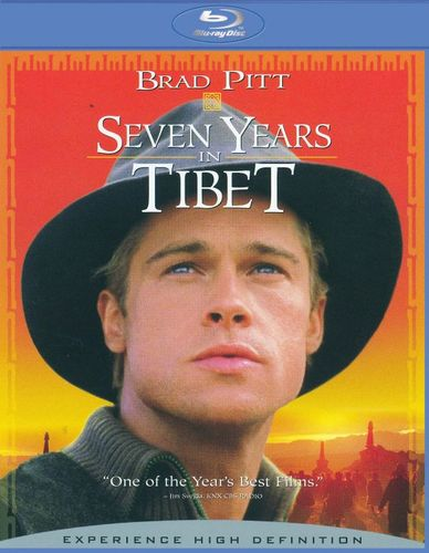 Seven Years in Tibet [Blu-ray] [1997] 8434376