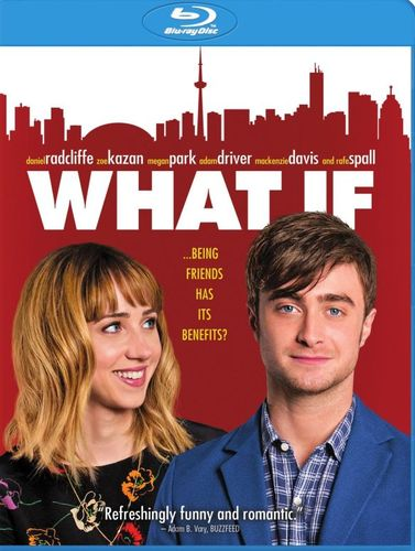 What If [Blu-ray] [2013] 8434412