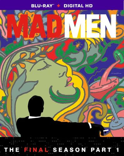 Mad Men: The Final Season, Part 1 [Blu-ray] 8434467