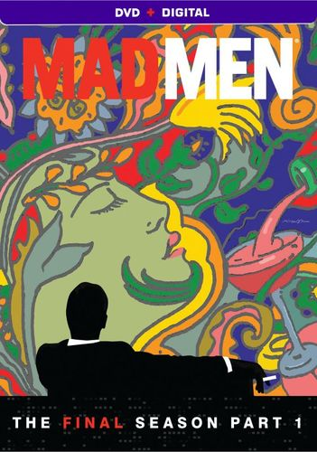 Mad Men: The Final Season, Part 1 [DVD] 8434476