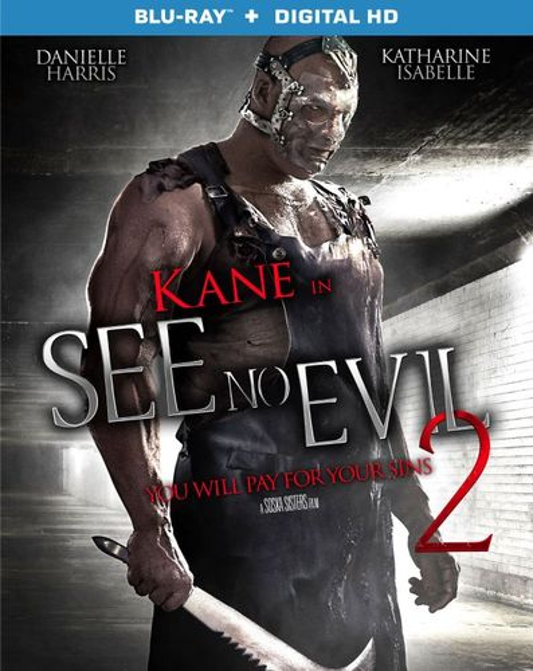 See No Evil 2 [Blu-ray] [2014] 8434494