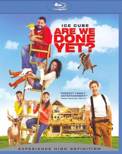 Are We Done Yet? [Blu-ray] [2007] 8438871