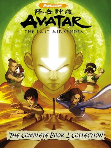 Avatar: The Last Airbender - The Complete Book 2 Collection [5 Discs] [DVD] 8439139