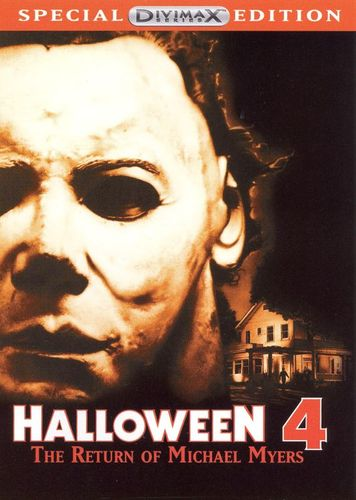 Halloween 4: The Return of Michael Myers [Special Edition] [DVD] [1988] 8445783