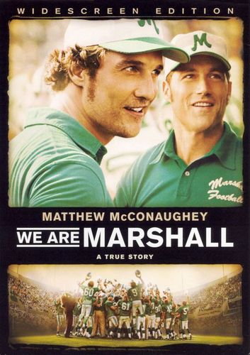 We Are Marshall [WS] [DVD] [2006] 8446023