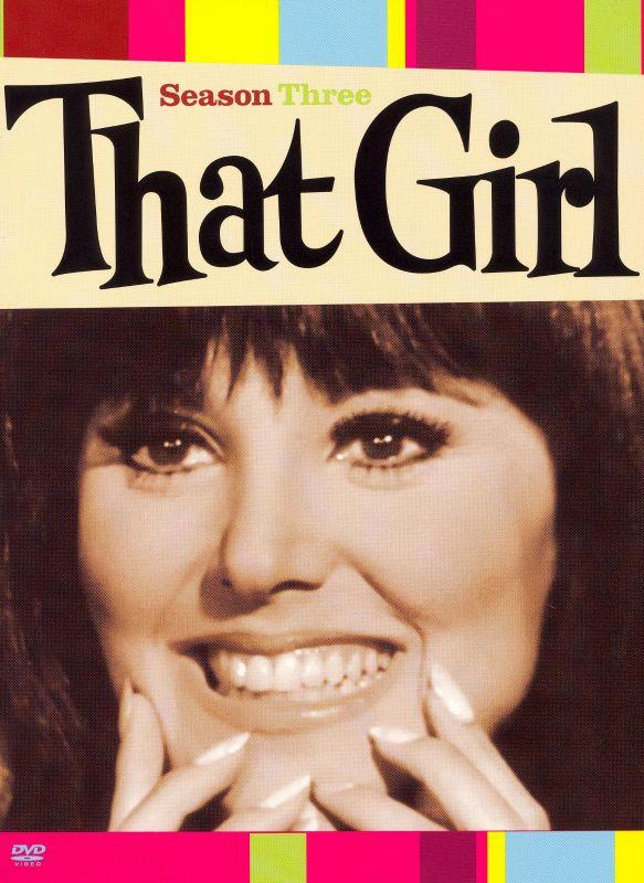 That Girl: Season Three [4 Discs] [DVD] 8446489