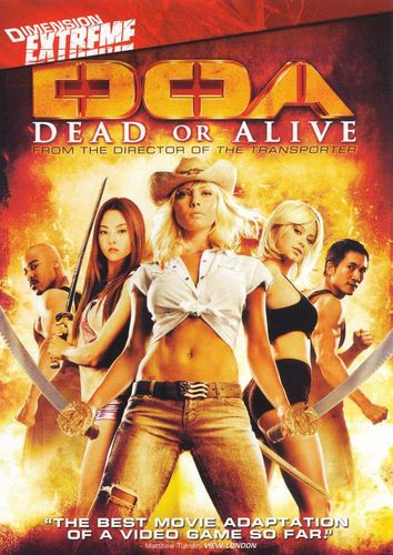 D.O.A. Dead or Alive [DVD] [2007] 8446773