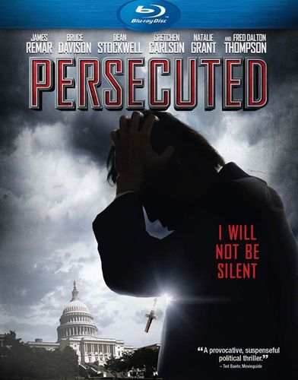 Persecuted [Blu-ray] [2014] 8447118