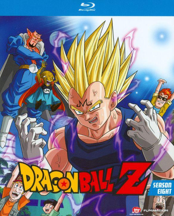 DragonBall Z: Season Eight [4 Discs] [Blu-ray] 8447269