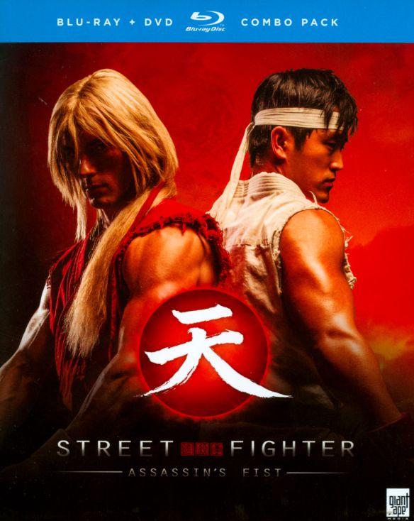 Street Fighter: Assassin's Fist [Blu-ray] 8447296