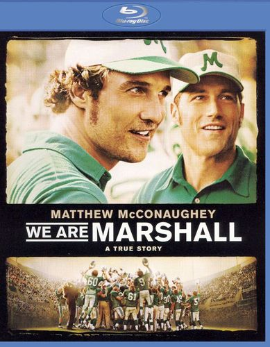 We Are Marshall [Blu-ray] [2006] 8447781