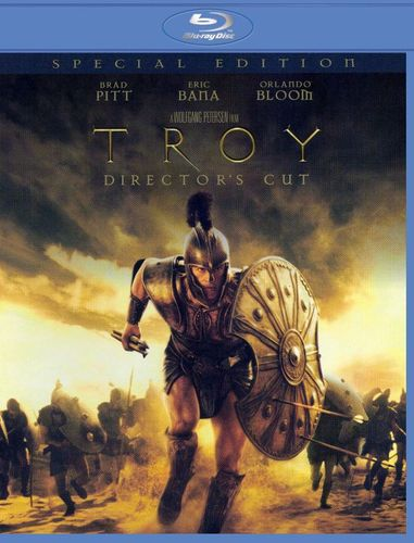 Troy [WS] [Unrated Director's Cut] [Blu-ray] [2004] 8447825