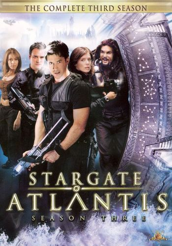 Stargate Atlantis: The Complete Third Season [5 Discs] [DVD] 8448281