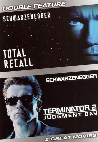 Terminator 2: Judgment Day [Special Edition]/Total Recall [DVD] 8455717