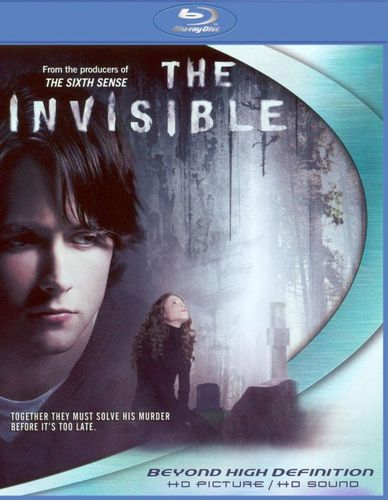 The Invisible [Blu-ray] [2007] 8458411
