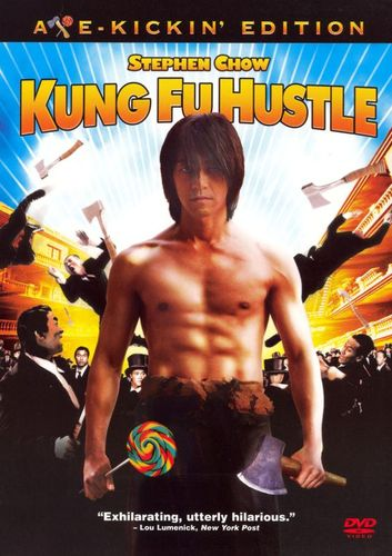 Kung Fu Hustle [Deluxe Edition] [DVD] [2004] 8460578