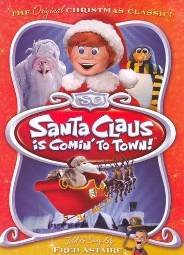 Santa Claus Is Comin' to Town! [DVD] [1970] 8468605