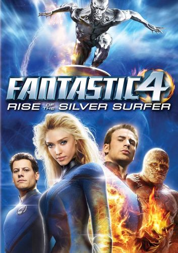 Fantastic Four: Rise of the Silver Surfer [DVD] [2007] 8470941