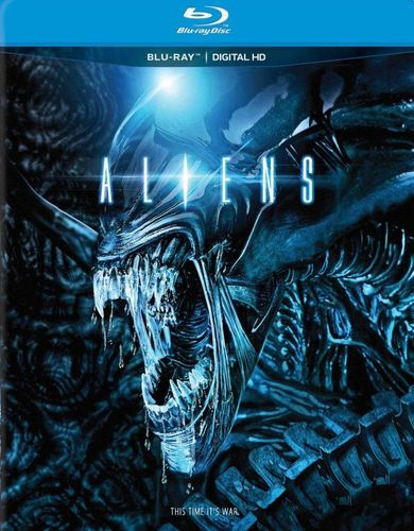 Aliens [Blu-ray] [1986] 8472051