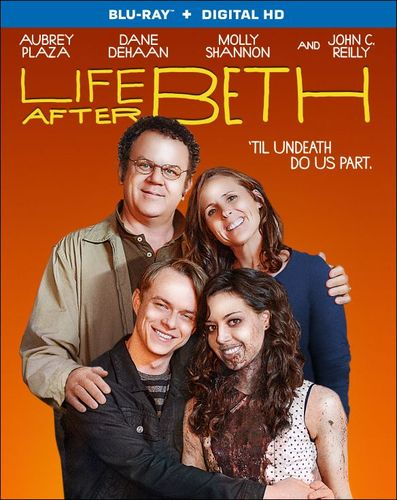 Life After Beth [Blu-ray] [2014] 8472079