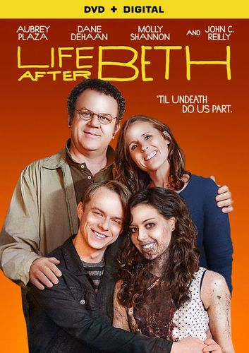 Life After Beth [DVD] [2014] 8472088