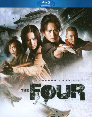 The Four [Blu-ray] [2012] 8476057