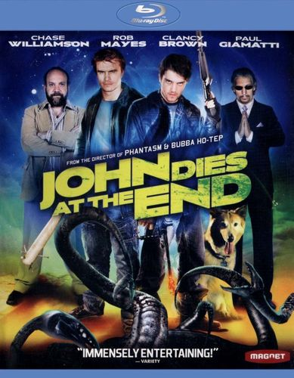 John Dies at the End [Blu-ray] [2012] 8476109