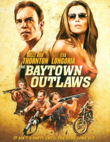 The Baytown Outlaws [Blu-ray] [2012] 8476136