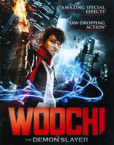 Woochi: The Demon Slayer [Blu-ray] [2009] 8476303