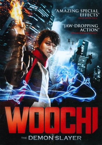 Woochi: The Demon Slayer [DVD] [2009] 8476321