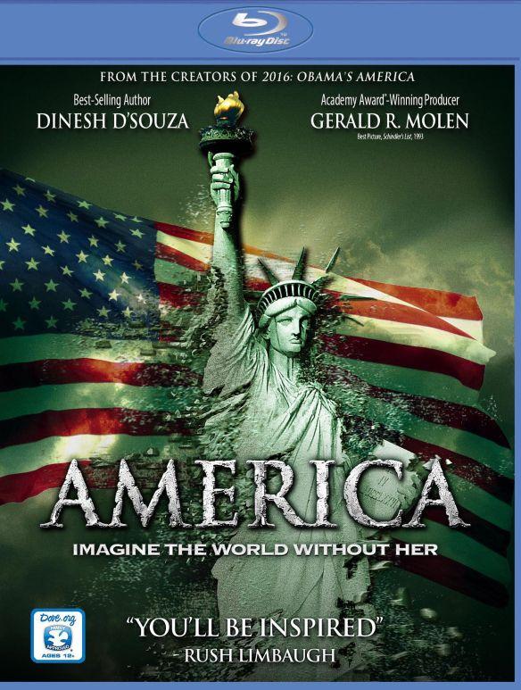 America [Blu-ray] [2014] 8480104