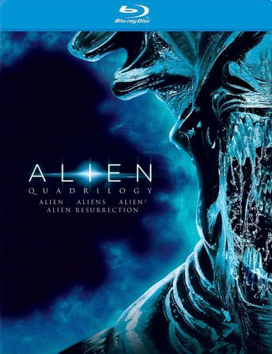 Alien Quadrilogy: Alien/Aliens/Alien3/Alien Resurrection [Blu-ray] 8480122