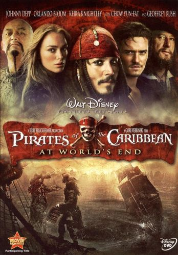 Pirates of the Caribbean: At World's End [DVD] [2007] 8483125