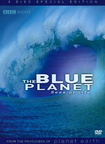 The Blue Planet: Seas of Life [Special Edition] [5 Discs] [DVD] 8486159