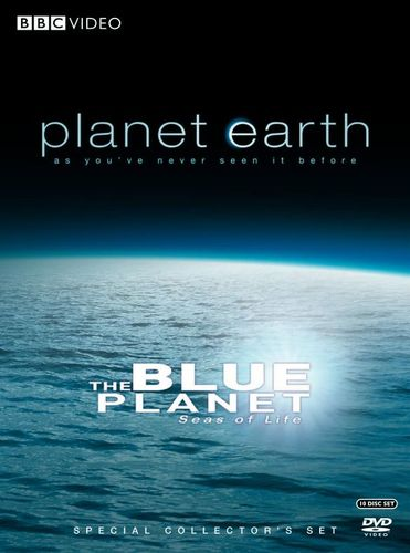 Planet Earth: The Complete Collection/The Blue Planet: Seas of Life [Special Edition] [10 Discs] [DVD] 8486319