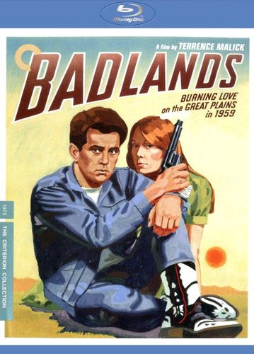 Badlands [Criterion Collection] [Blu-ray] [1973] 8488046