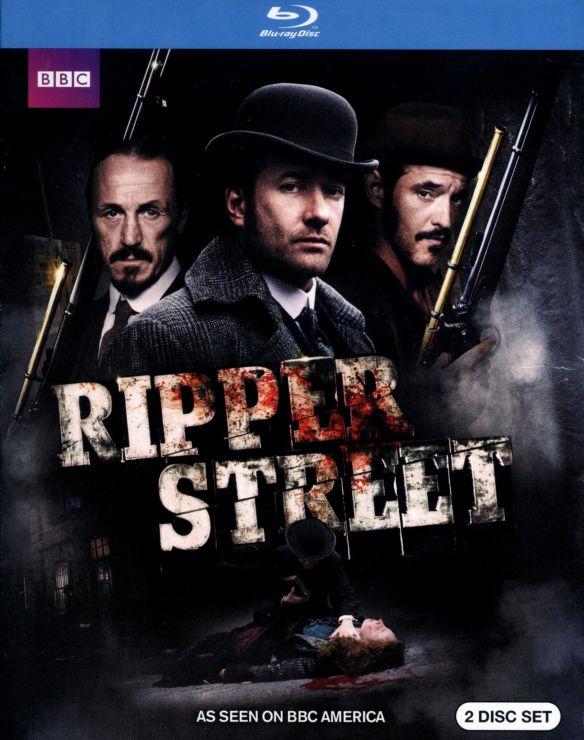 Ripper Street [2 Discs] [Blu-ray] 8490062